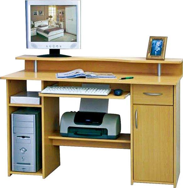 Best Computer Desk/office Computer Desk/wooden Computer Desk - Buy