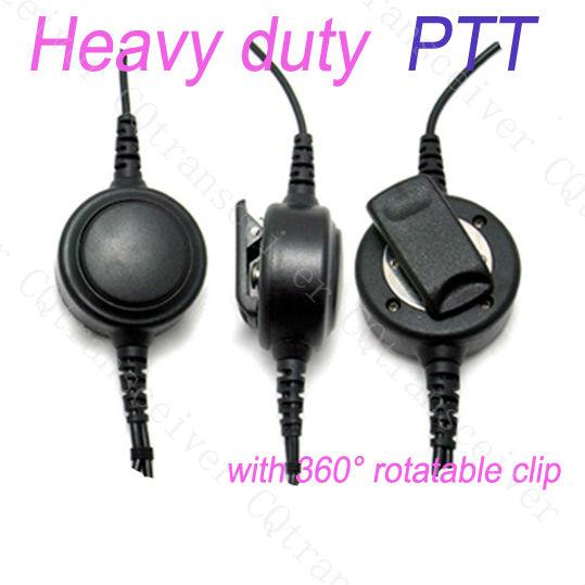הידיים חופשיות 2 חיישנים הגרון מיקרופון אפרכסת על Kenwood Wouxun Puxing Baofeng Quansheng 2 pin connecor רדיו