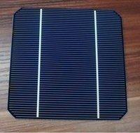 Аксессуары для источников питания 100pcs/lot 125*125 mono solar cells for