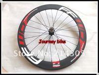 FFWD F6R 60mm tubular bike wheelset 700c Carbon fiber road Racing bicycle wheels