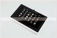 "In stock! 7"" Allwinner A13 Android 4.0.3 Tablet PC Cortex A8 Capacitive Screen WIFI Camera 512MB /4GB Q8"
