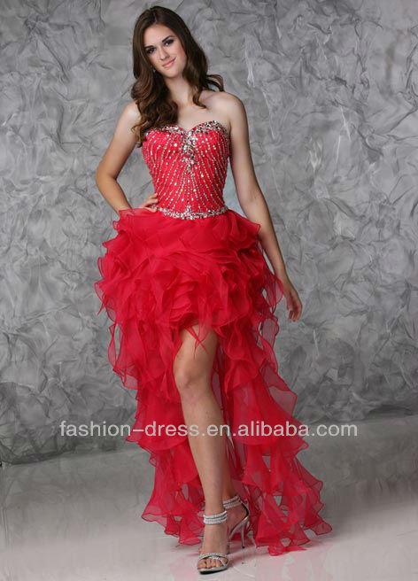 Une robe de soiree en espagnol