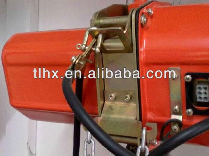 Chain Hoist Electric Indoor Lifting Equipment Lift Motor