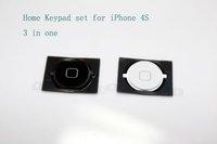 Клавиатура для мобильных телефонов Lot10 OEM iphone 4S  4SN020(A,B)