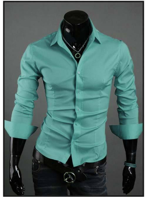 Купить Зеленую Рубашку