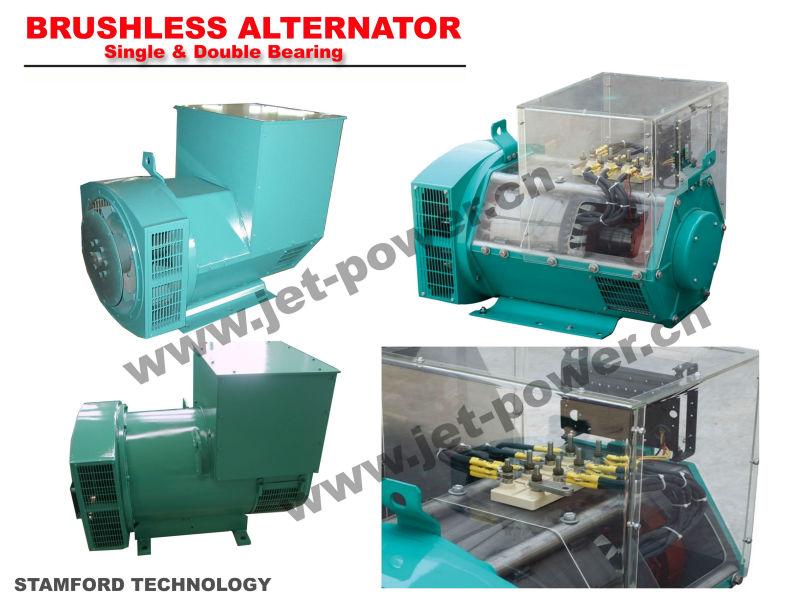 40KW 50KVA Stamford three phase Brushless AC Alternator