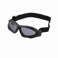 Мужские солнцезащитные очки TOP NEW SUNGLASSES GOGGLES WITH STRAP LEASH Black