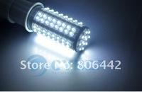 Светодиодная лампа E27 108 LED Corn Light Degree 360 Bulb 7W 6500-7000k Cold White Energy Saving Lamp 100~120V