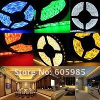 Светодиодная лента Waterproof LED SMD 5050 Flexible Strip RGB Flexible Ribbon Decoration LED light Fast post