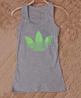 Женский топ Women Summer vest 100% Cottom Sexy Camisoles tops Women sports Tanks 1pcs