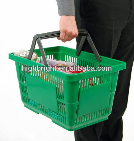 Plastic Grocery Plastic Grocery Basket Plastic