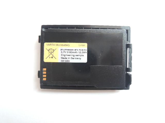 Сухая электрическая батарея VARTA 0813S3 Microbattery PCM 2p/lpp454261/8 3.7V 3180mAh