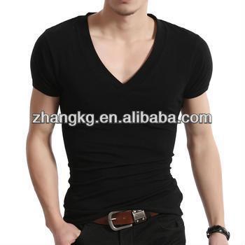 100 cotton men 39 s v neck t shirt body fit v neck t shirt for 100 cotton v neck t shirts wholesale