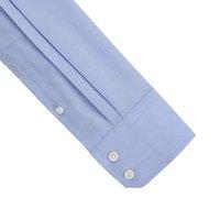 Free shipping wholesale men blouse hot shirt Business Men's slim fit dress shirts long sleeve cotton comfortble tops XS-XXXL US2
