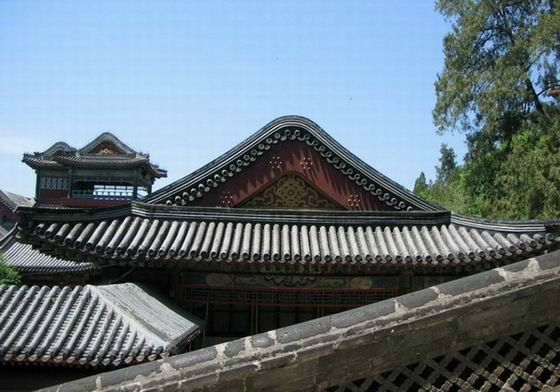 chinese antique asphalt roofing tiles for ceramic