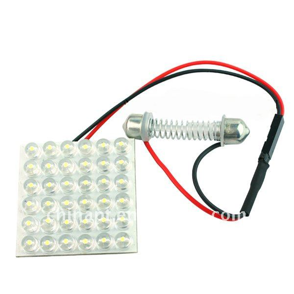 36smd car led dome/door/ box/room lamp