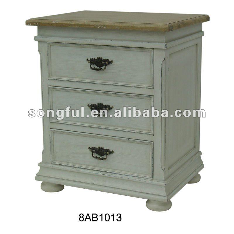 distressed bedside tables 2