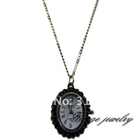 HB172/Fashion jewelry vintage delicate Pocket & Fob Watches high quality,Wholesale watch Nickle free, antiallergic