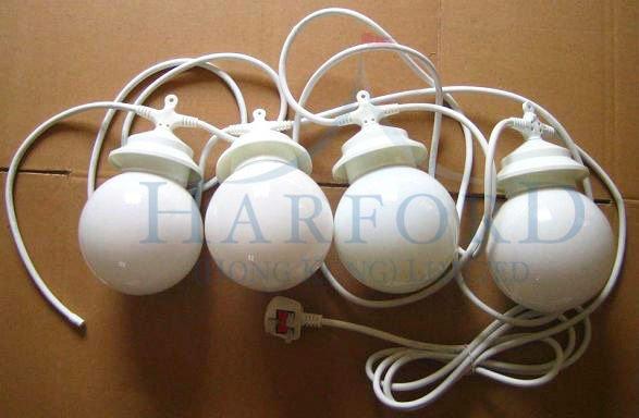 Globe Light On Cable For Gazebo Tent. - Buy Garden Light ...