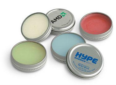 Round Tin Lip Balm / Tin Lipbalm