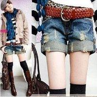 Женские шорты New jeans shorts, denim shorts women, ladies' short