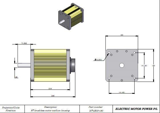 Brushless dc motor high power bldc motor buy bldc motor for High power brushless dc motor