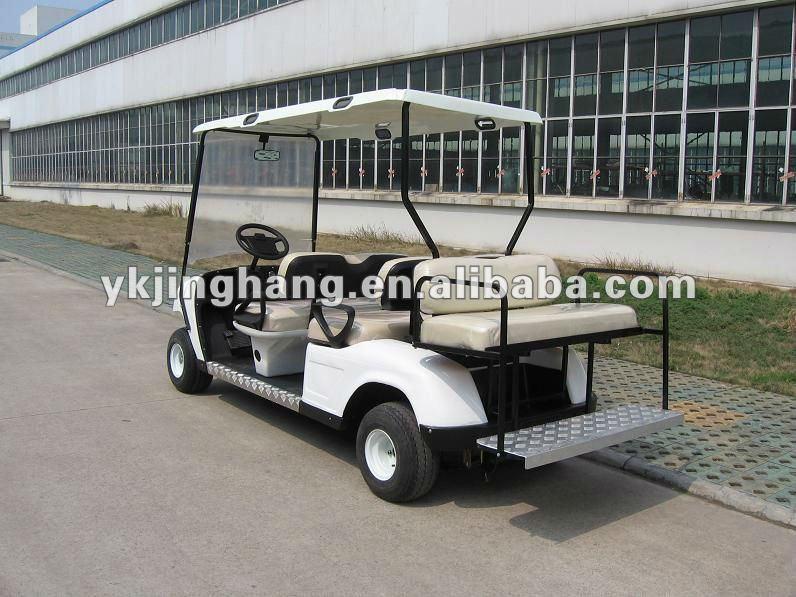 Six Seater(4+2) Gas Powered Golf Cart