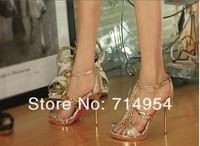 Туфли на высоком каблуке CC216