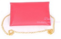 Клатч 2012 HOT ladies' PU bag, fashion handbag, clutch bag, Inclined shoulder bag, Dlutch, promation for christmas! Q016