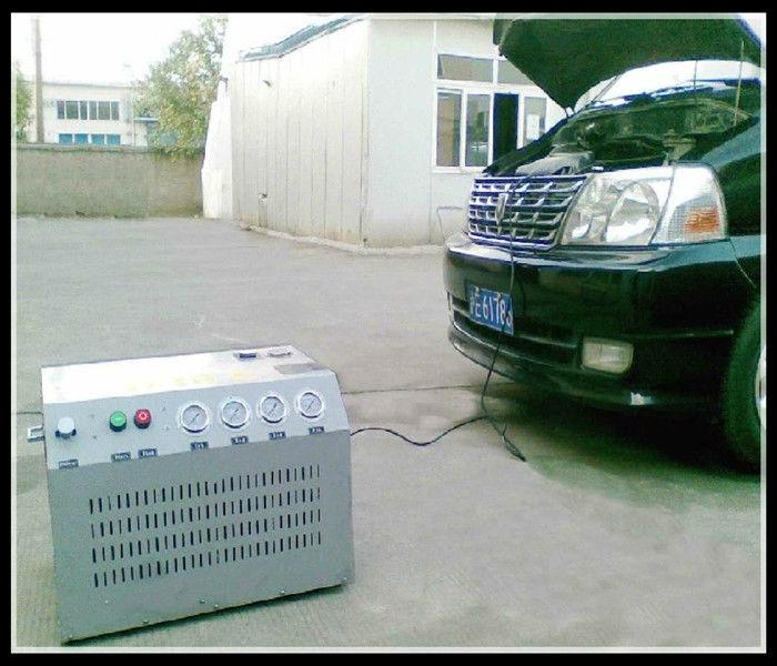 cng home compressor