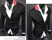Мужской кардиган Lether Neck Sweater Men Cardigan Male Cashmere Yarn Men Fashion Clothing X091