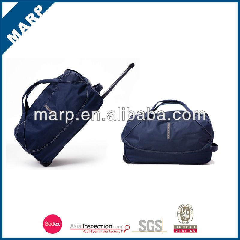 Waterproof Trolley Travel Bag for Men