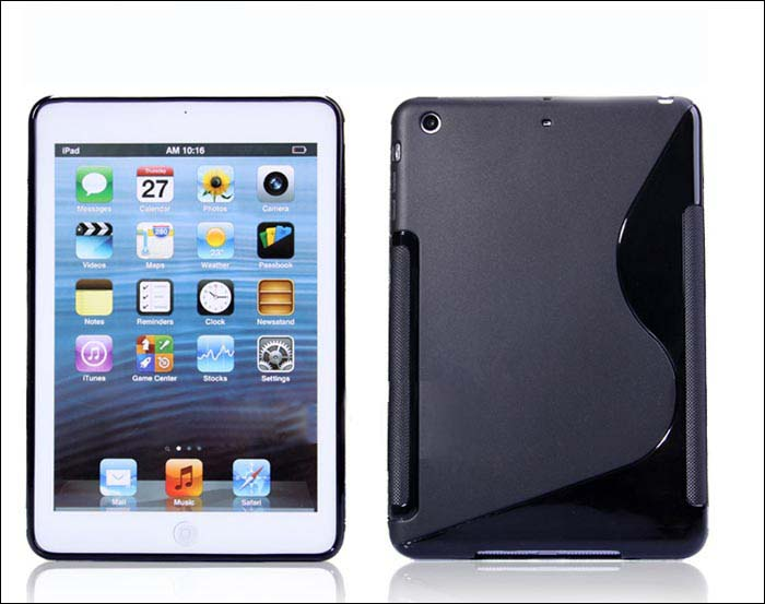 for ipad mini cover , tpu cover for ipad mini
