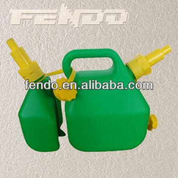 Alta qualidade de segurança de plástico de gasolina jerry cans