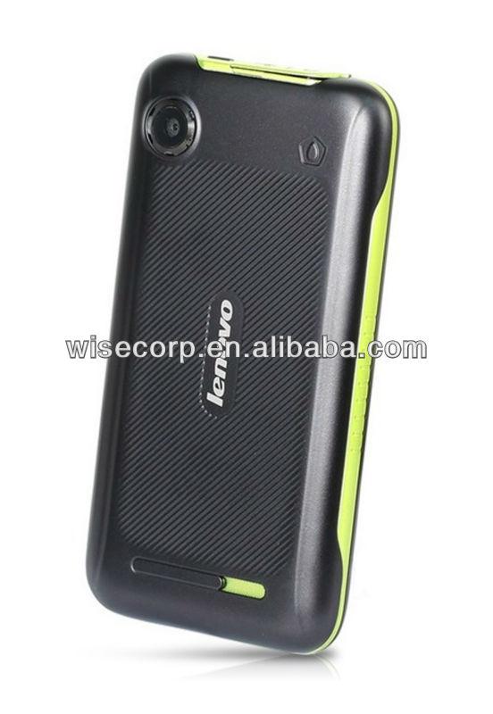 Hot selling 4.0'' lenovo phone waterproof lenovo A660 MTK6577