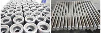 trough roller set for coal mining