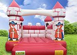 Надувной батут bounce slide, bouncer, cars, CO59 4.2x5x4.5m+repair kits+carrying bag, &retail, factory low price