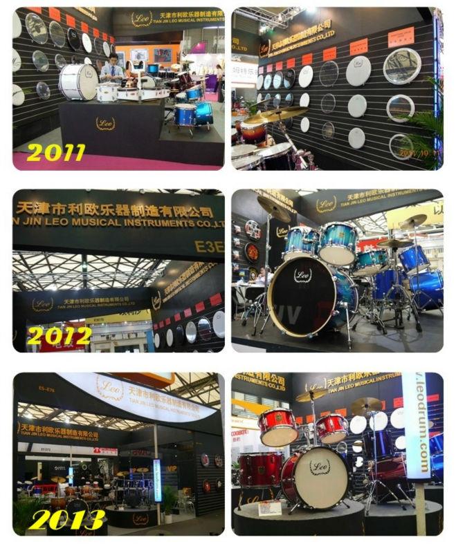 Professional Standard 5 Piece L-2000 Drum Kit