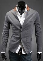 Мужской кардиган Lether Neck Sweater Men Cardigan Male Cashmere Yarn Men Fashion Clothing X091