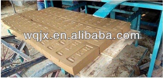 Logo Clay Brick Making