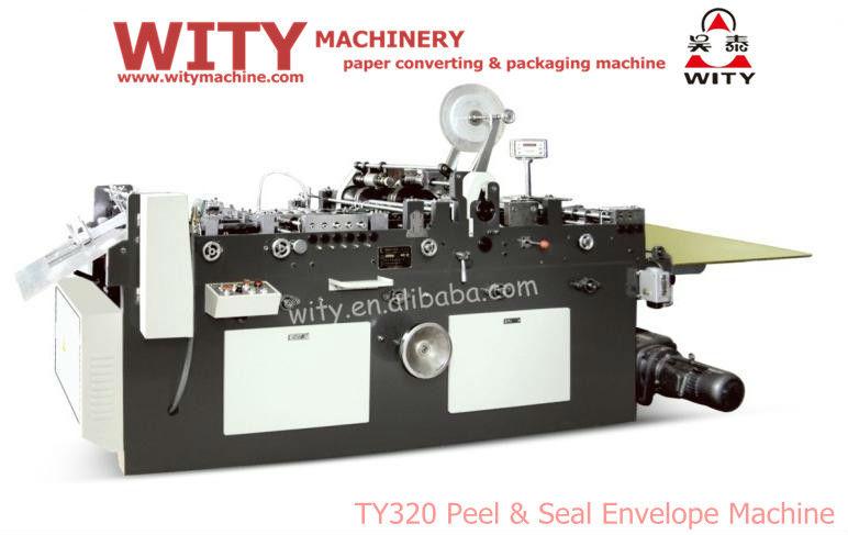 Peel And Seal Envelopes Ty320 Peel Seal Envelope