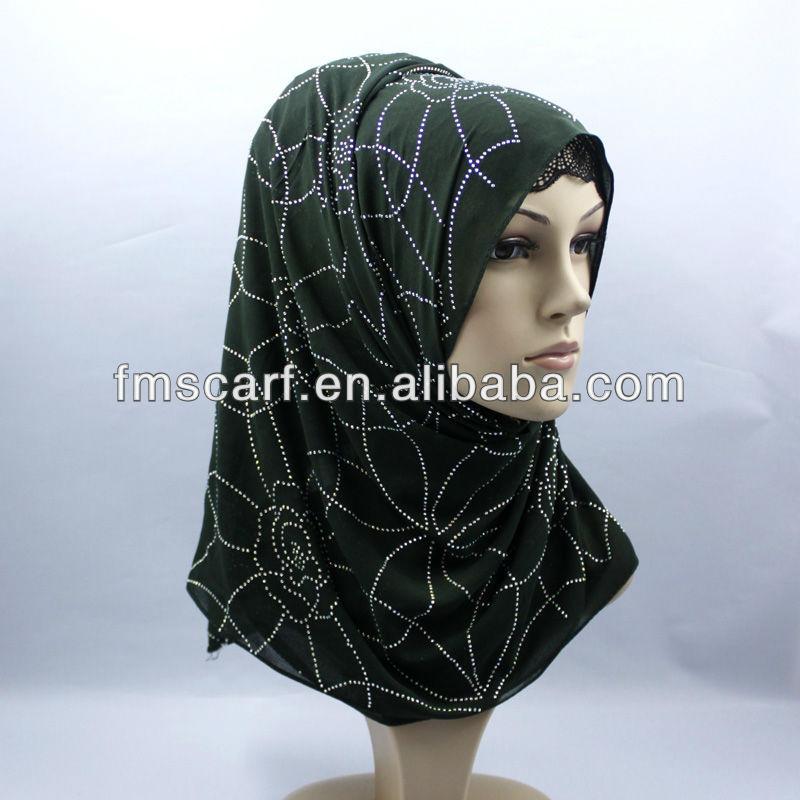 arab hijab&Malaysia tudung&Islam scarf