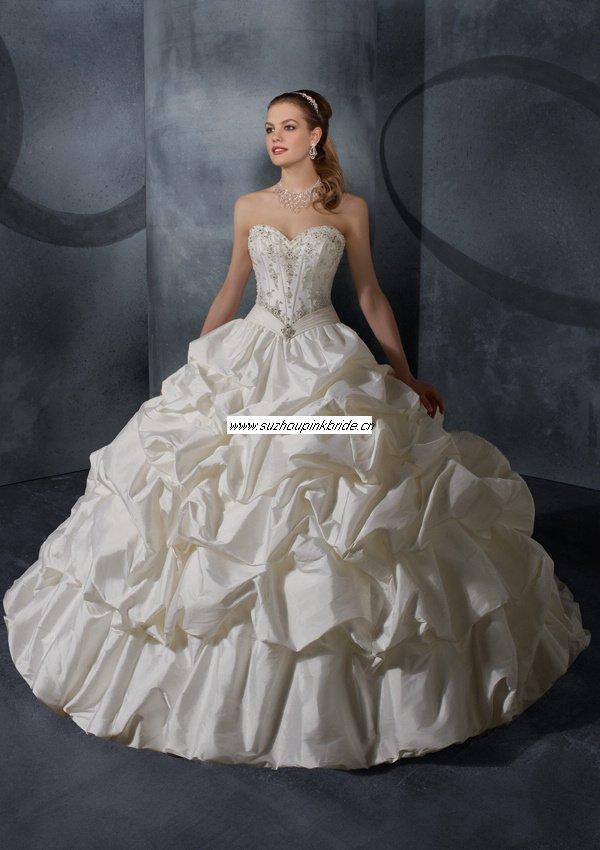 Пышное свадебное платье Style 2915.