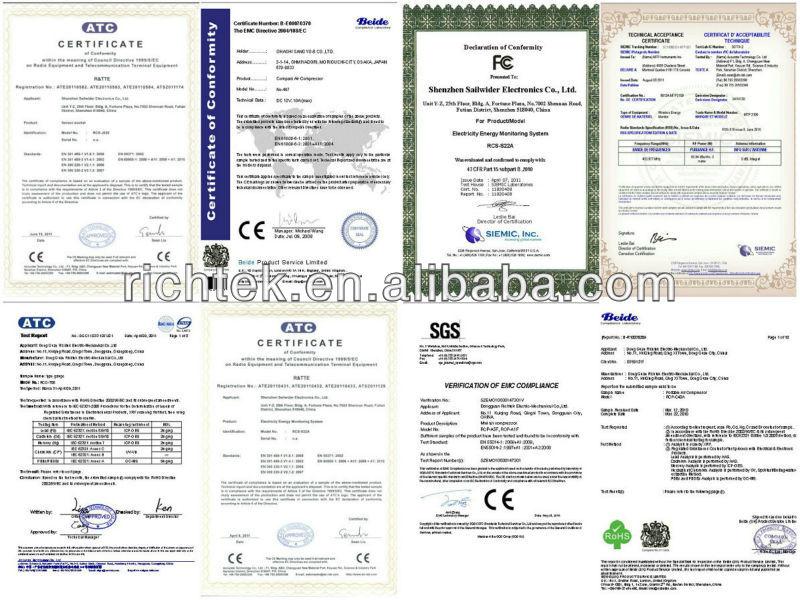 dongguan led light mini mechanical 12v air compressor(RCP-C33B)