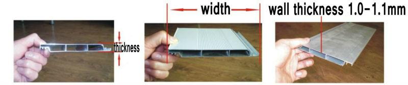 Aluminium alloy adjustable electric blinds