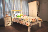 Кровать wooden bed, solid wood bed, oak furniture, home furniture