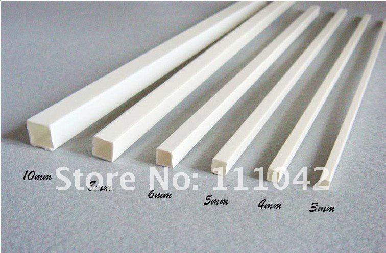 Aliexpress の から の中の卸売価格のabs樹脂角パイプ、 mmサイズモデルを作る 送料無料