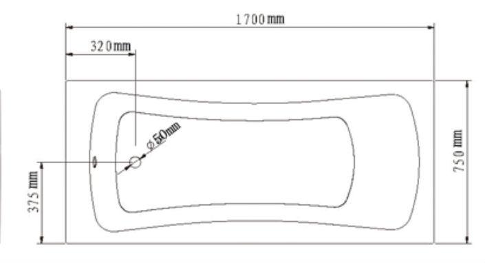 vente chaude standard baignoire taille de haute qualit pour les jeunes - Baignoire Taille Standard