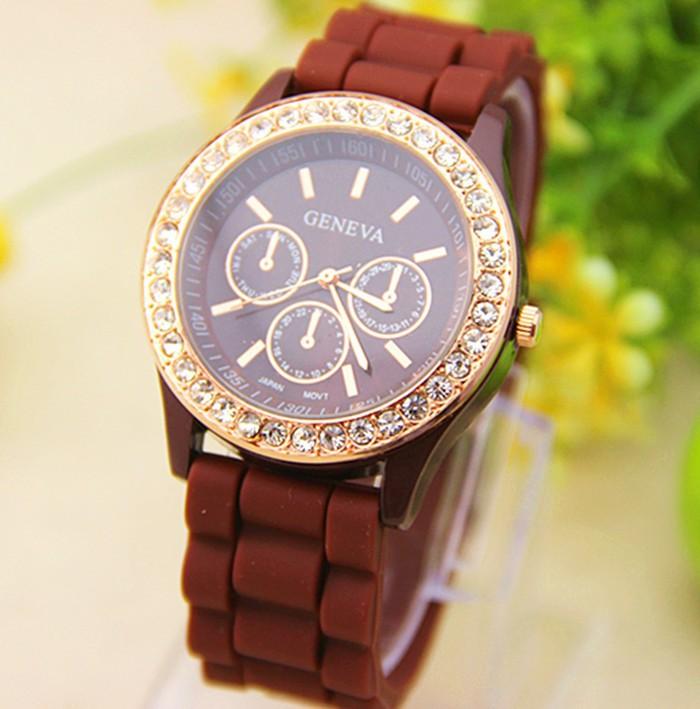 Наручные часы kleid neu 14 farben gelee uhr 1piece/versandkostenfrei