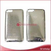 Аксессуары для мобильных телефонов Back Cover Housing for iPod Touch 2G 2nd Gen silver color